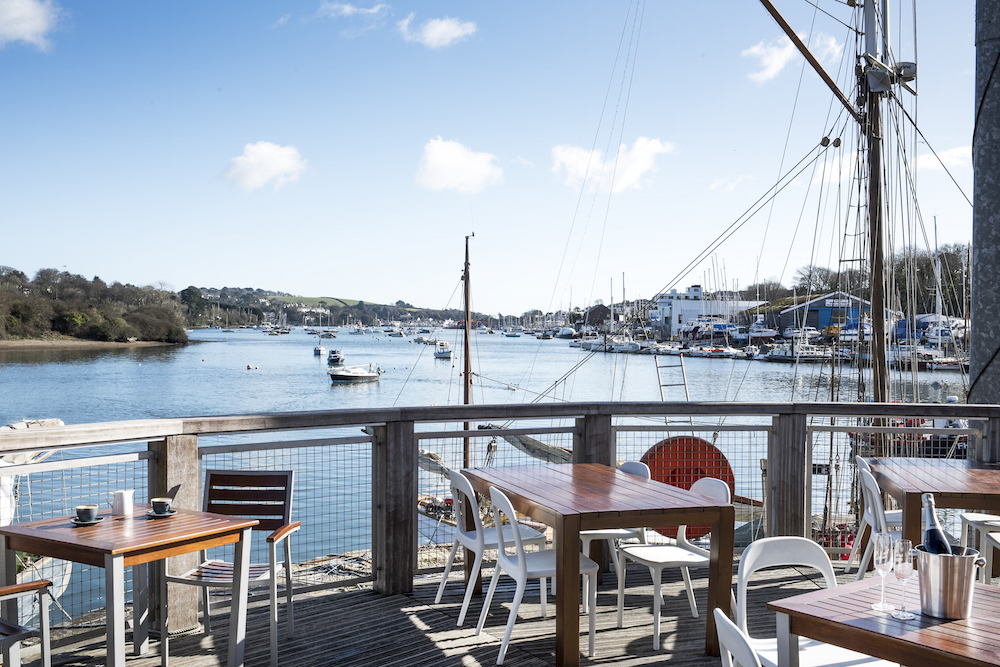 Muddy Beach Cafe Penryn