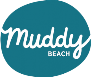 Muddy Beach Logo, Penryn