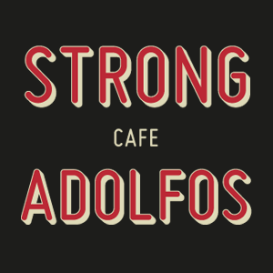 Strong Adolfos Logo, Wadebridge