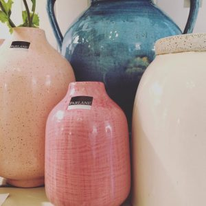 Lovely Vases at Bay Tree Home, Truro