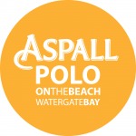 Aspall Cider at Polo on the Beach, Watergate Bay Newquay