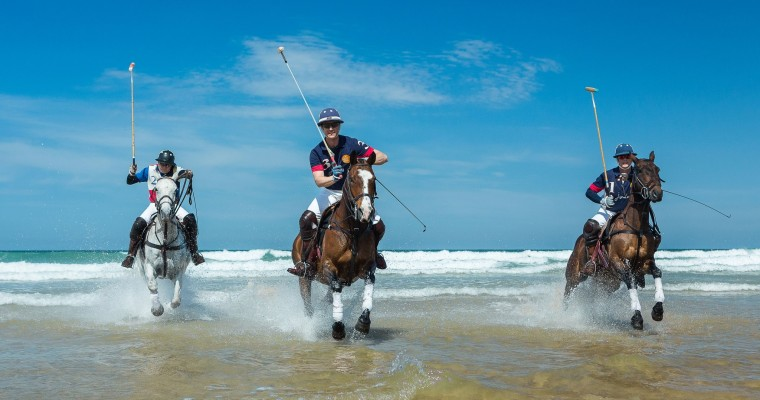 Polo On The Beach – Watergate Bay