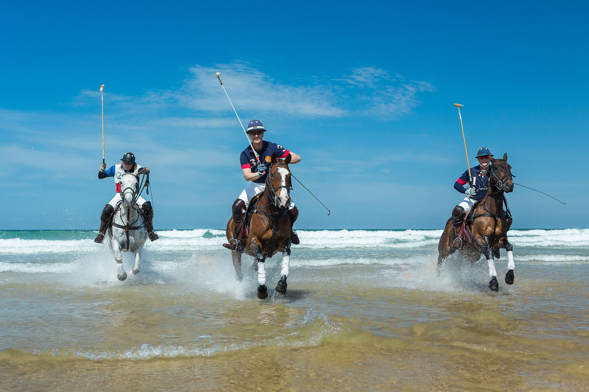 Polo On The Beach Watergate Bay