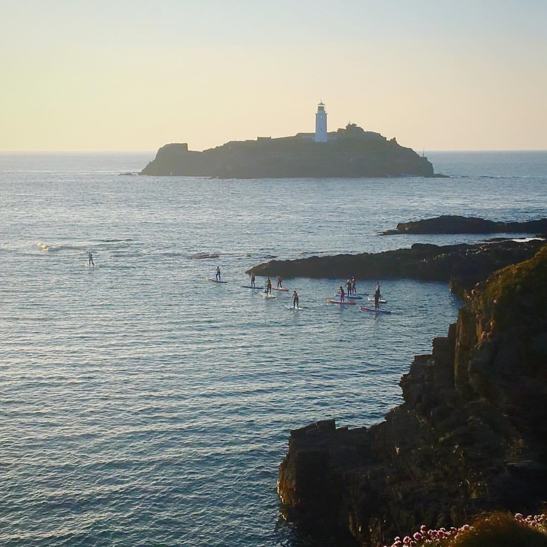 Paddle Board Around Cornwall – WeSUP
